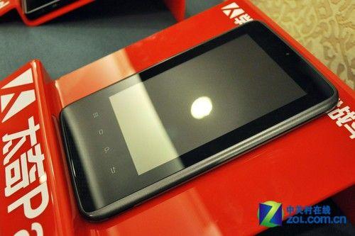 独创3D互动学习平台 太奇Pad平板发布